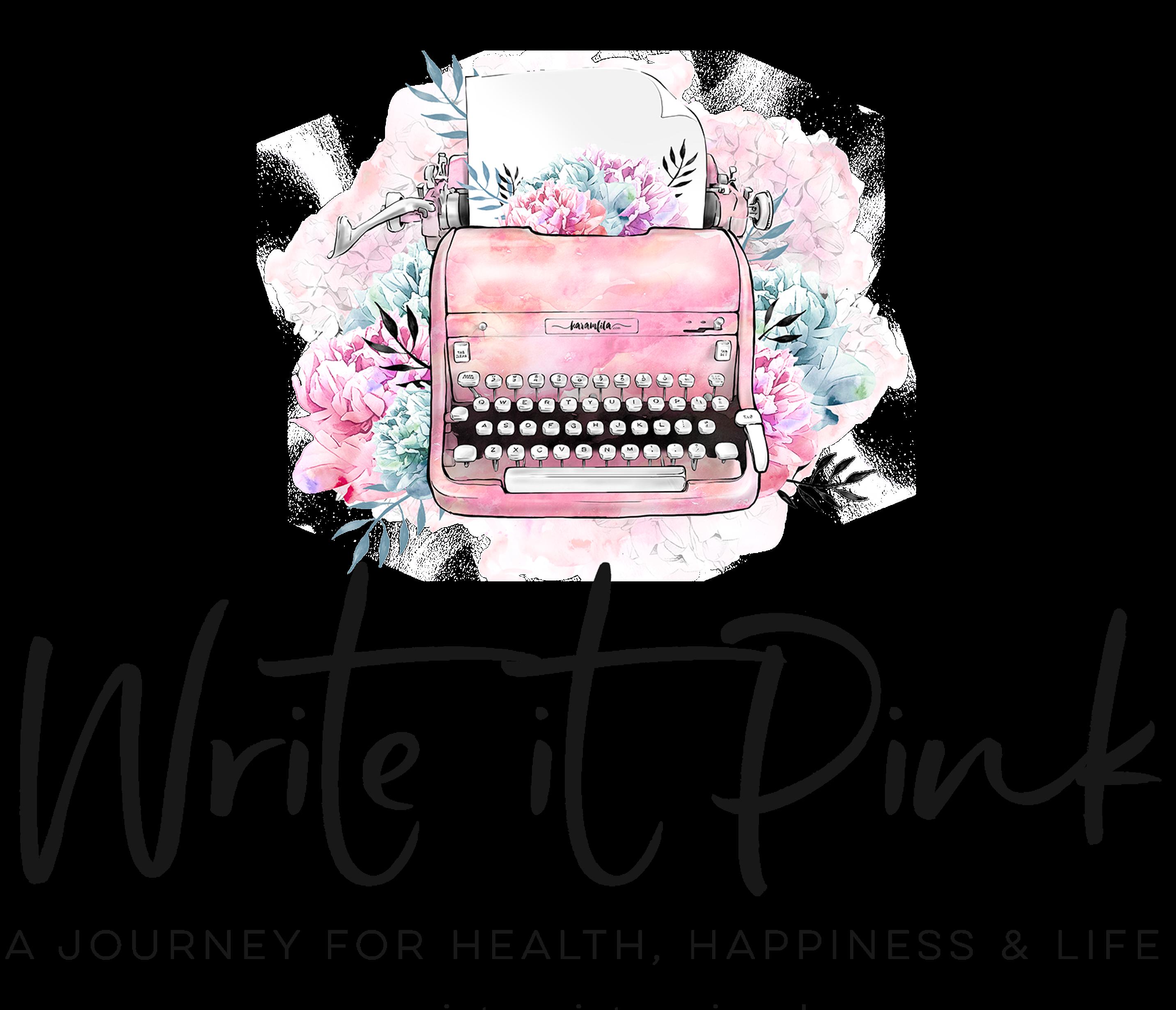 Write it Pink